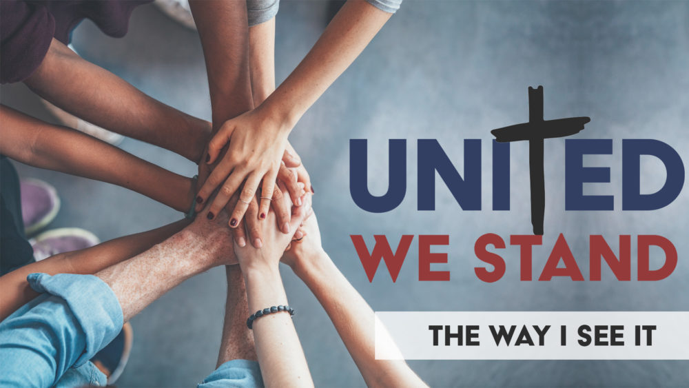 United We Stand: The Way I See It Image